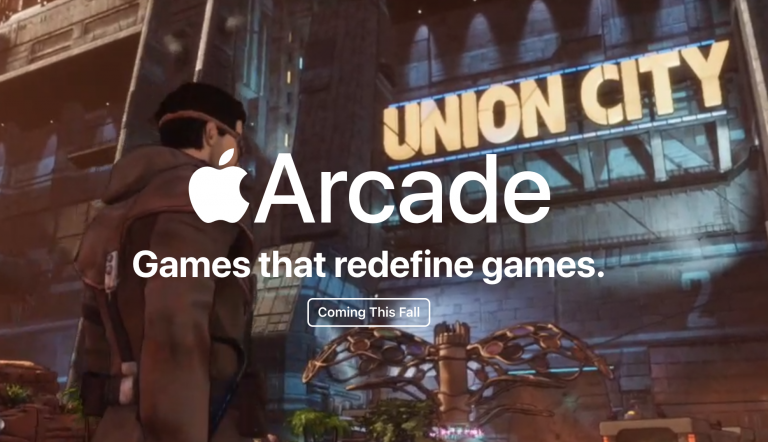 Apple Arcade Will Released On Autmn Promising Exclusive Game