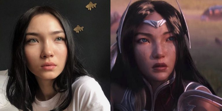 This Model Plans To Report LOL Developer Because Using Her Face