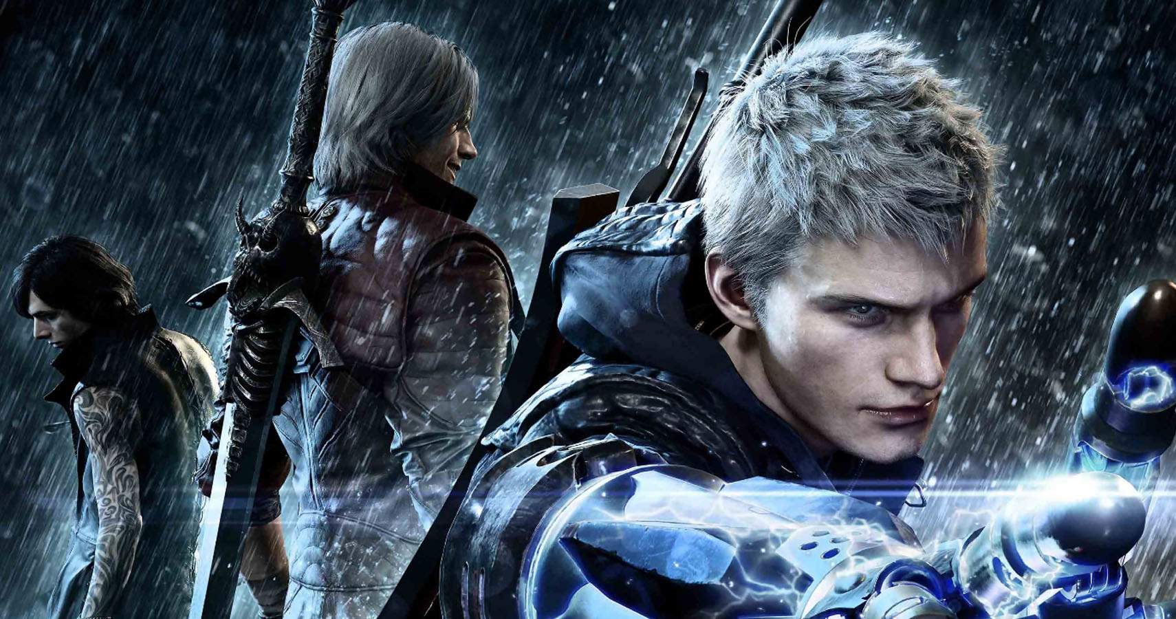 Devil May Cry 5 Come With Photo And Training Mode