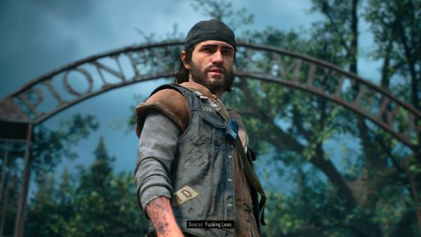 Days Gone: Beautiness In Death !